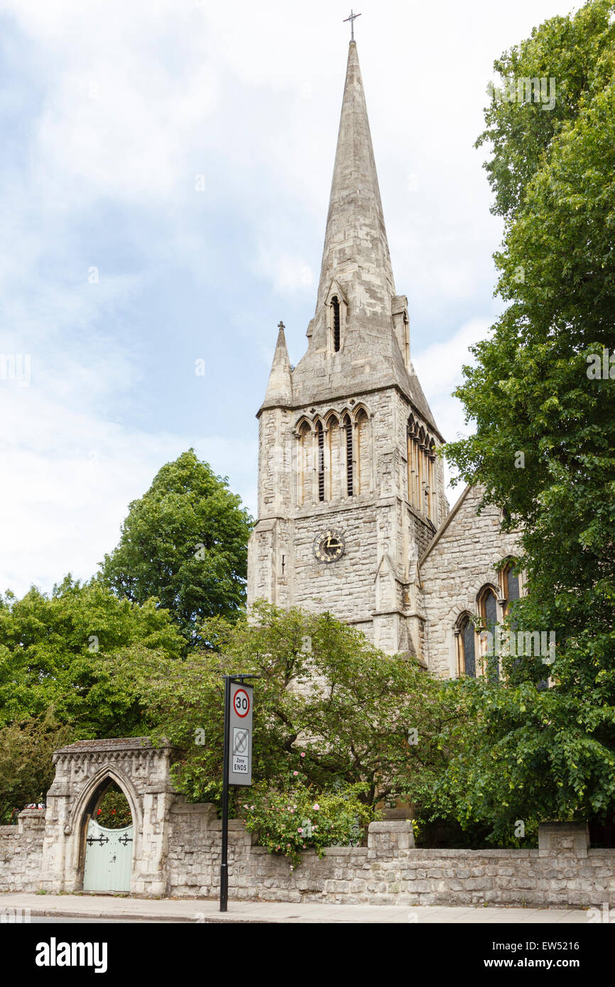 St Mark's Regents Park Church, London, England, UK Stock Photo