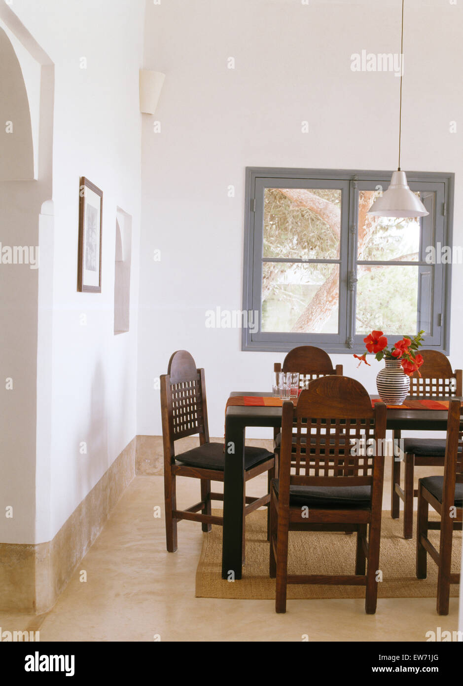 Moroccan Dining Room Stock Photos & Moroccan Dining Room Stock ...