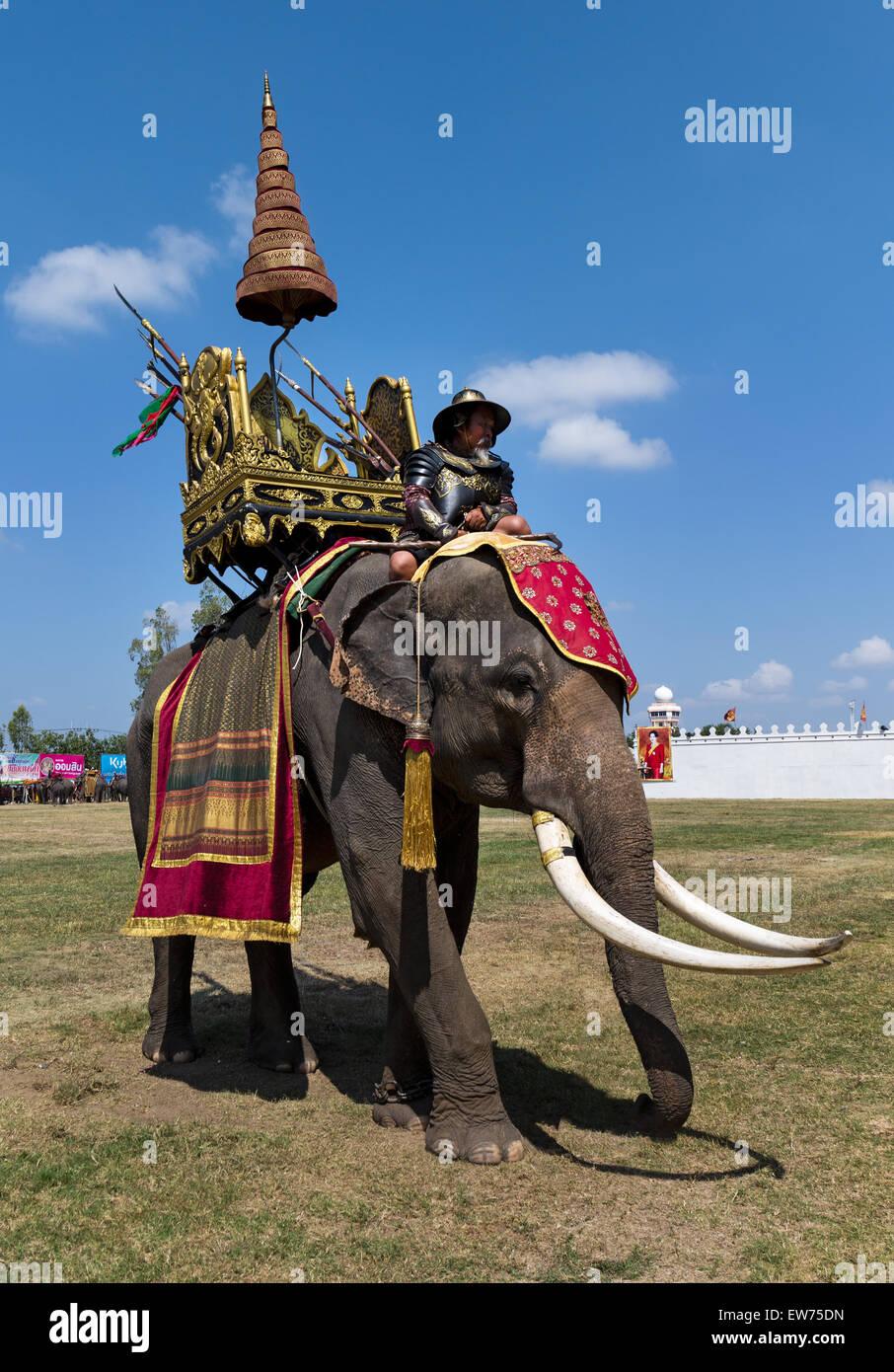 Tactics of using war elephants in ancient wars