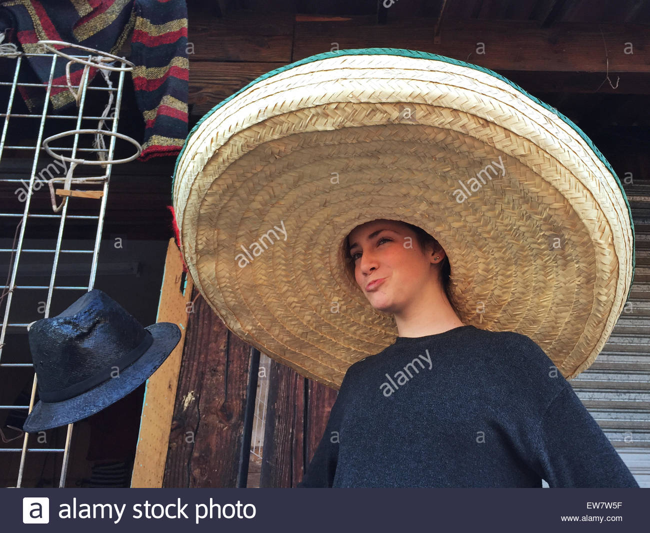 Sombrero Stock Photos   Sombrero Stock Images - Alamy d4bb004f33b