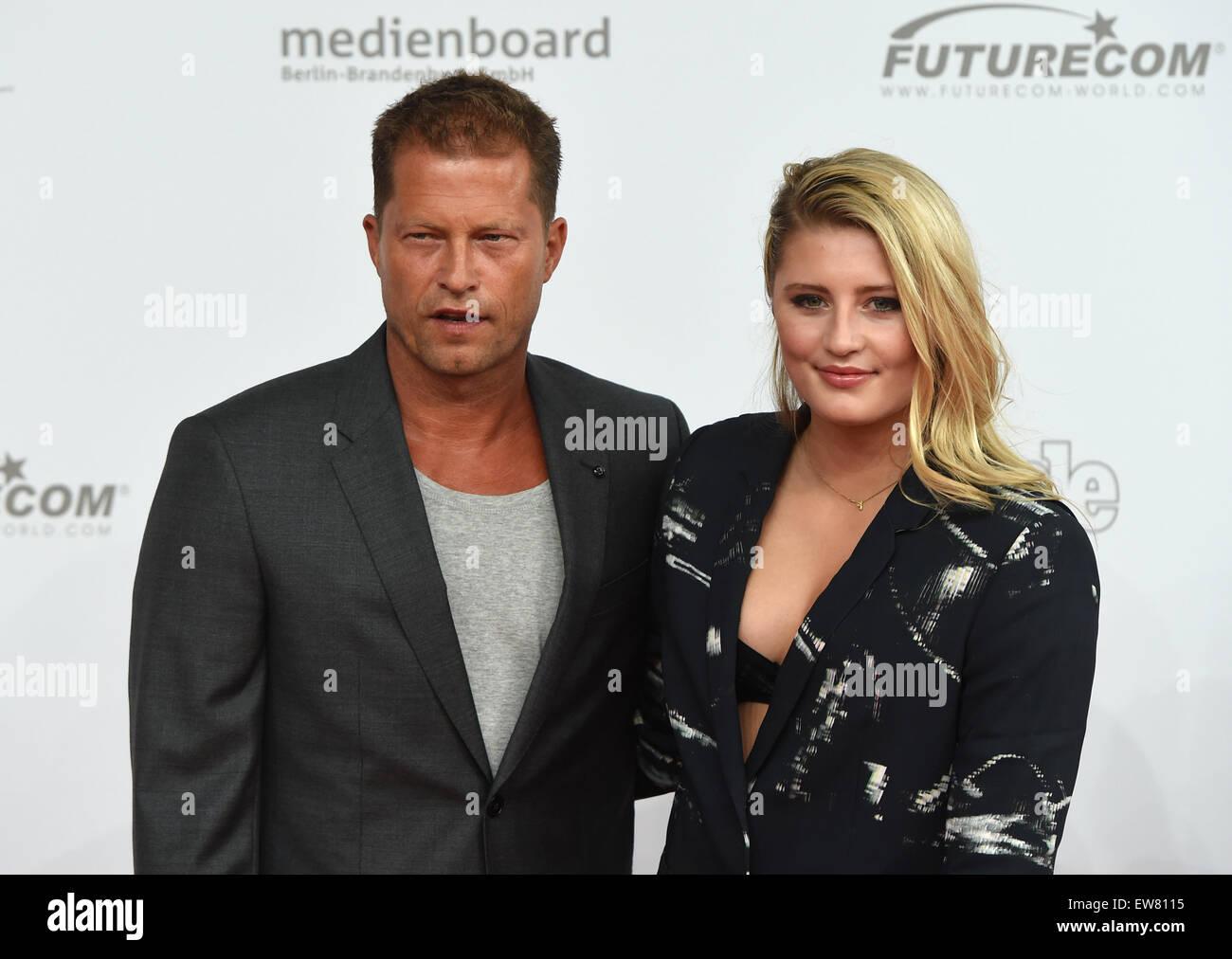 German Actor Til Schweiger Film Stock Photos German Actor