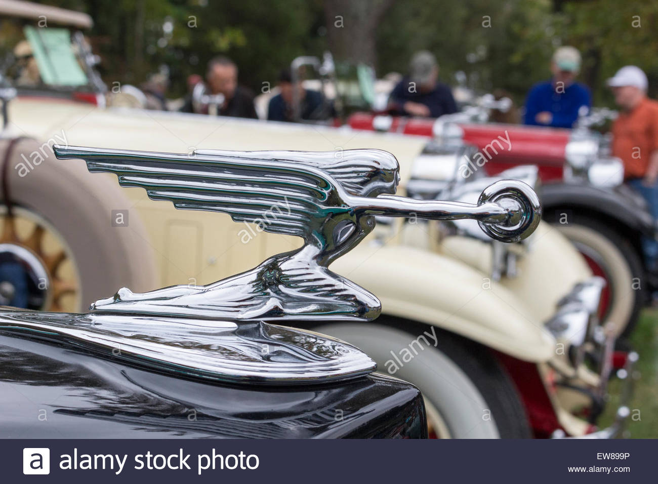 Hershey Auto Show 2017 >> Antique Packard Stock Photos & Antique Packard Stock Images - Alamy