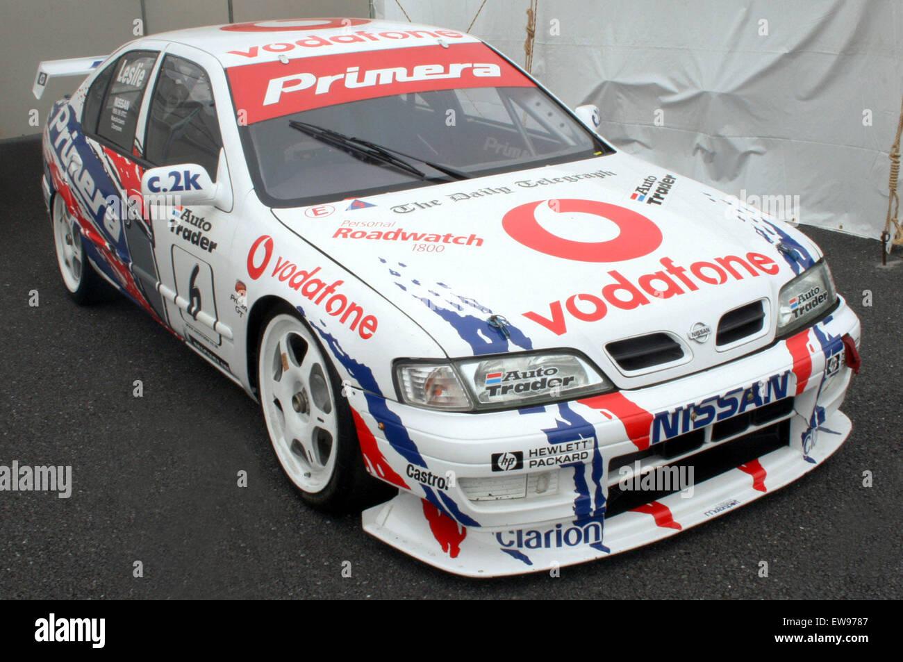 Nissan Primera BTCC 1999