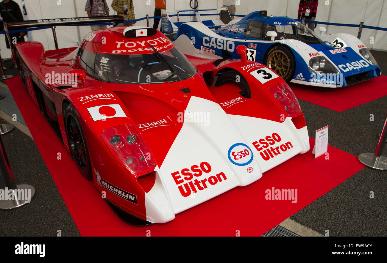 toyota gt one ts020 and ts010 front 2012 wec fuji stock photo 84413643 alamy. Black Bedroom Furniture Sets. Home Design Ideas