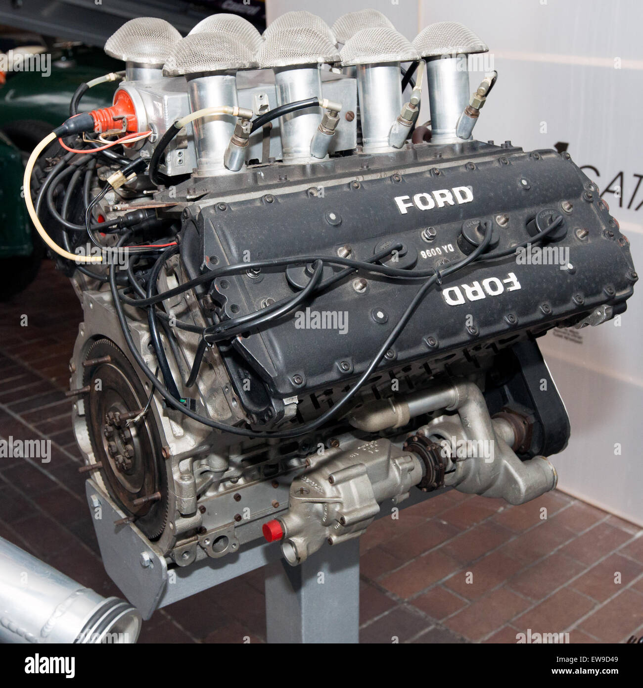 Ford cosworth dfv stock photos ford cosworth dfv stock for National motor club compensation plan
