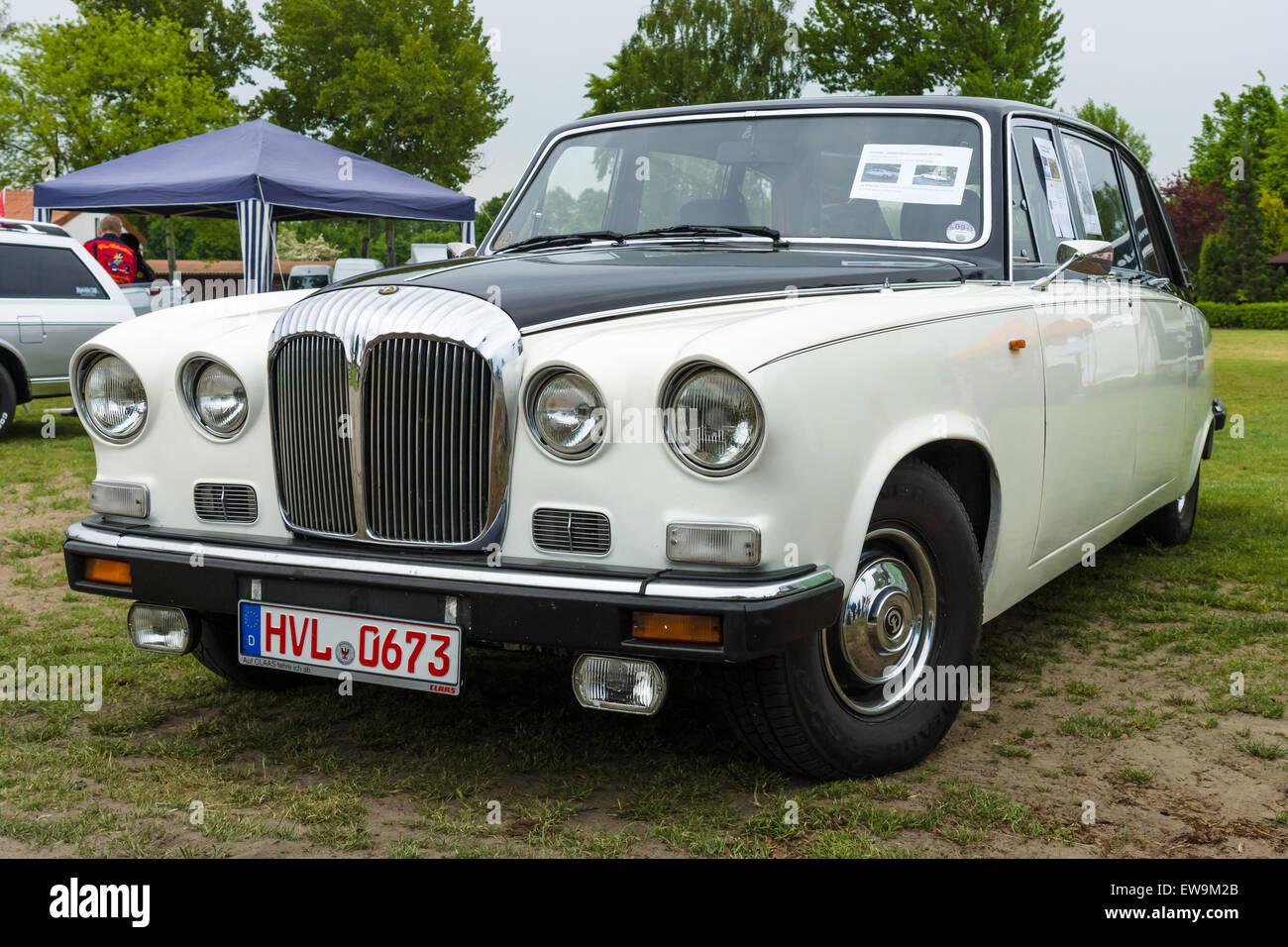 Fleetwood Park Car Show