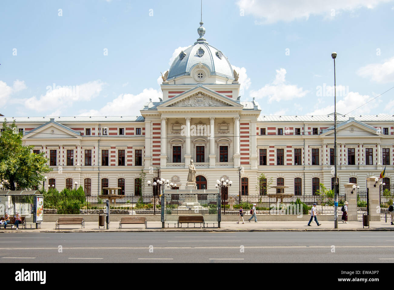 Coltea Hospital in Bucharest, Hungary - Stock Image
