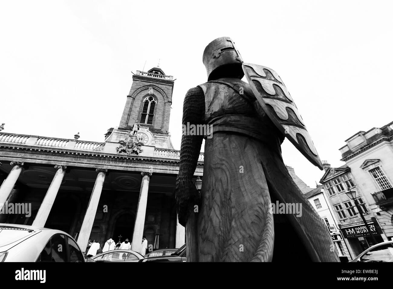 All Saints Northampton - Stock Image