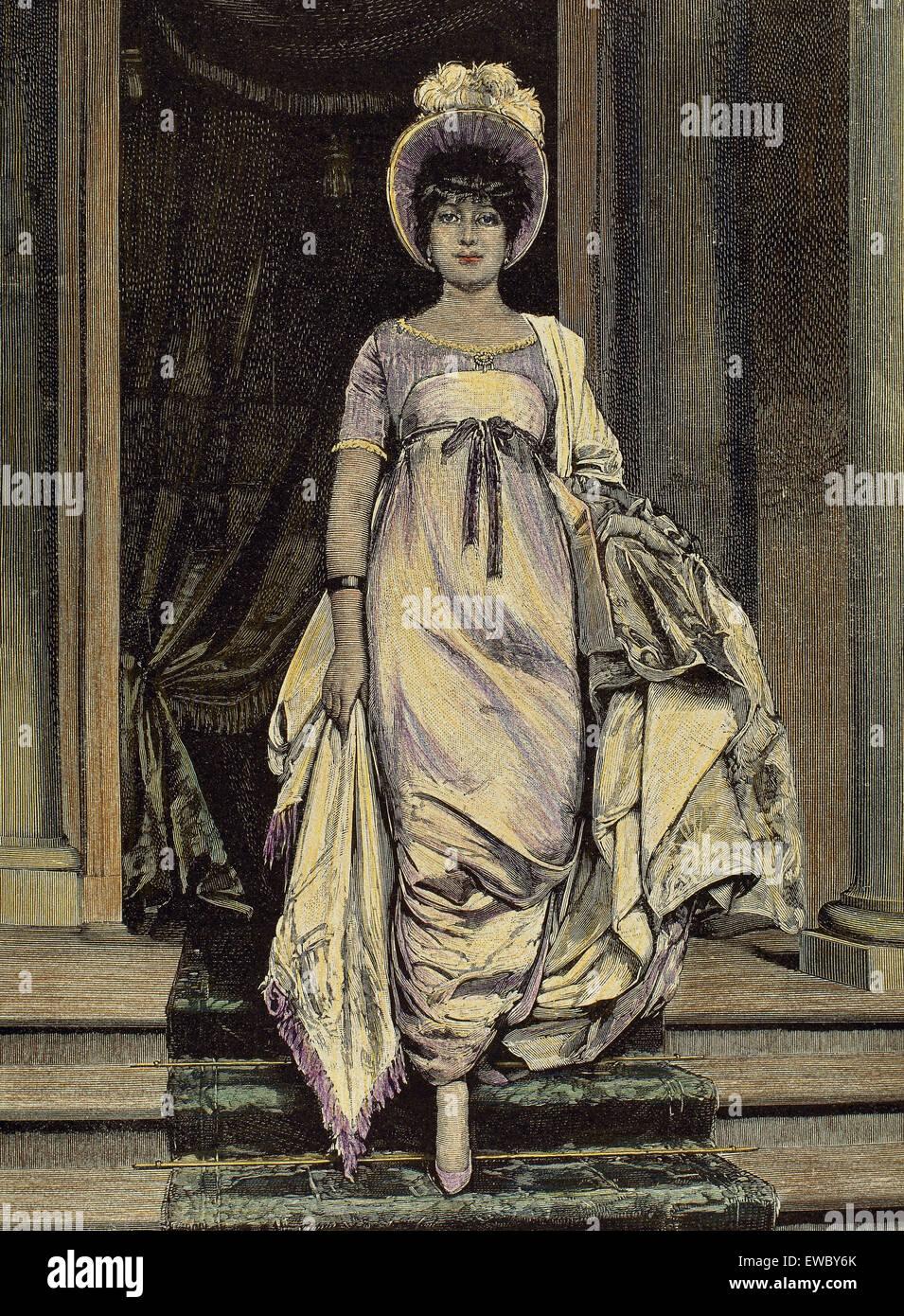 Aristocratic Fashion Style
