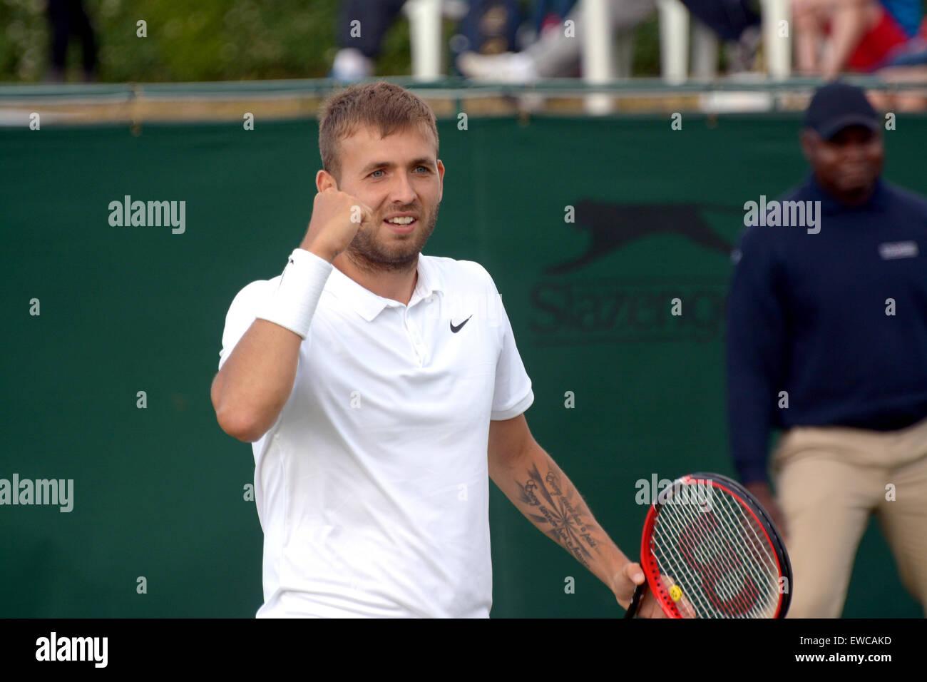 Wimbledon, London, UK. 22nd June, 2015. Bank of England Sports Grounds Roehampton London England 22nd JUne 2015. Stock Photo