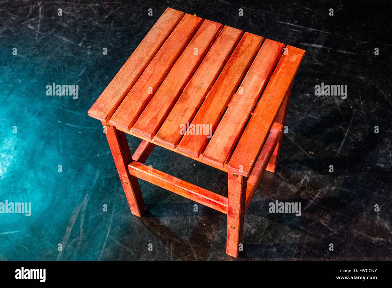 Miraculous Small Four Legged Wooden Step Stool Over Black Stock Photo Andrewgaddart Wooden Chair Designs For Living Room Andrewgaddartcom