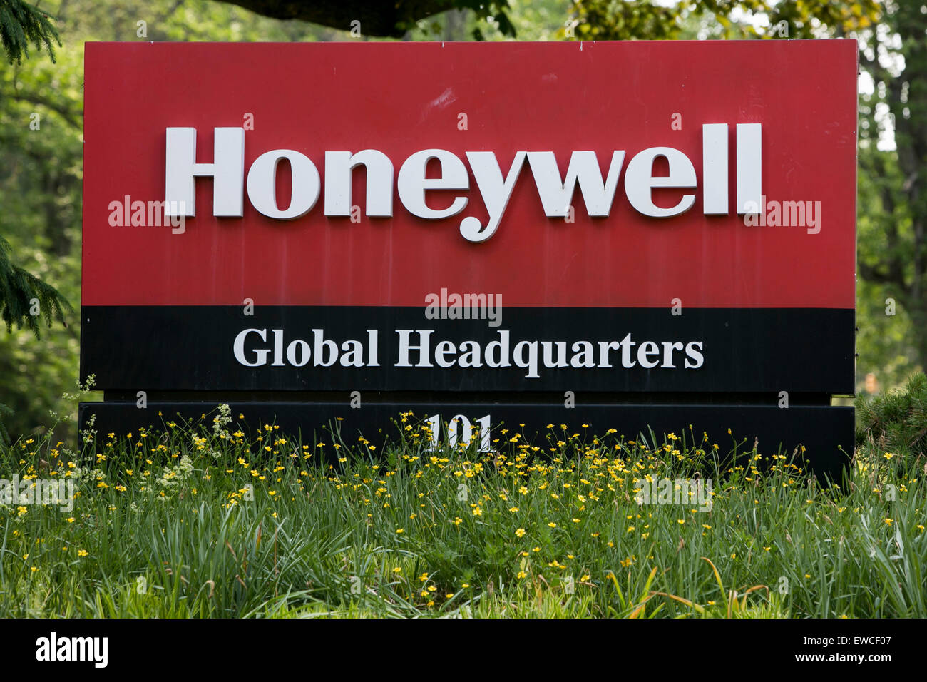 Honeywell Logo Stock Photos & Honeywell Logo Stock Images