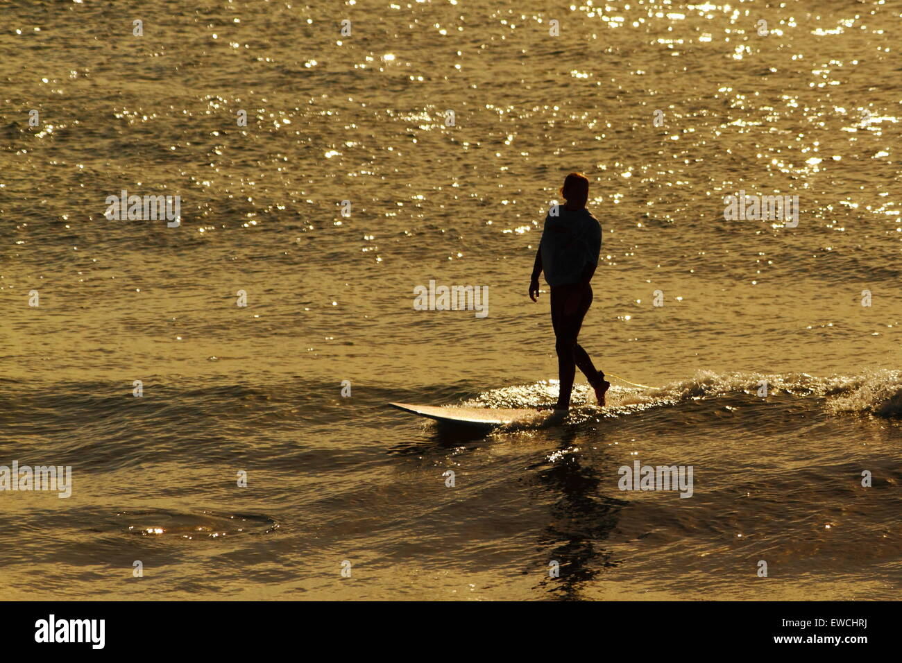 Surfer Pose Stock Photos Surfer Pose Stock Images Alamy