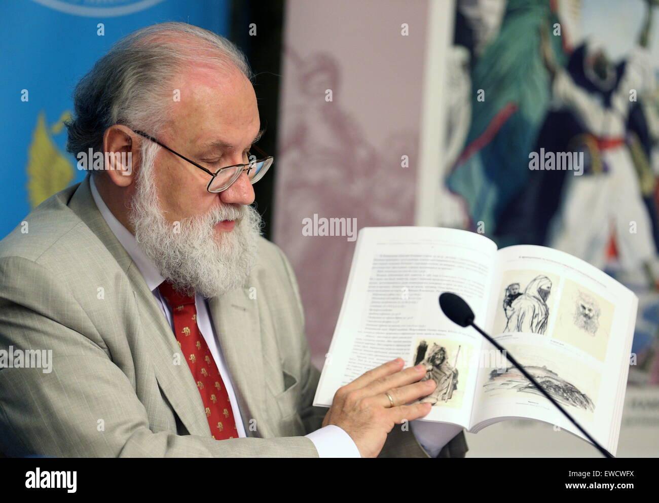 Churov Vladimir: biography and photos