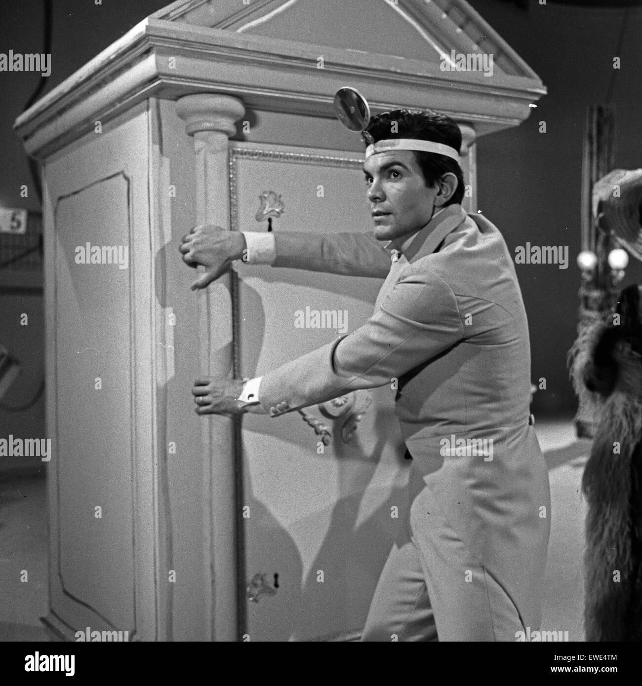 Jim Valentines großer Coup, Musical, Deutschland 1967, Regie: Hans ...