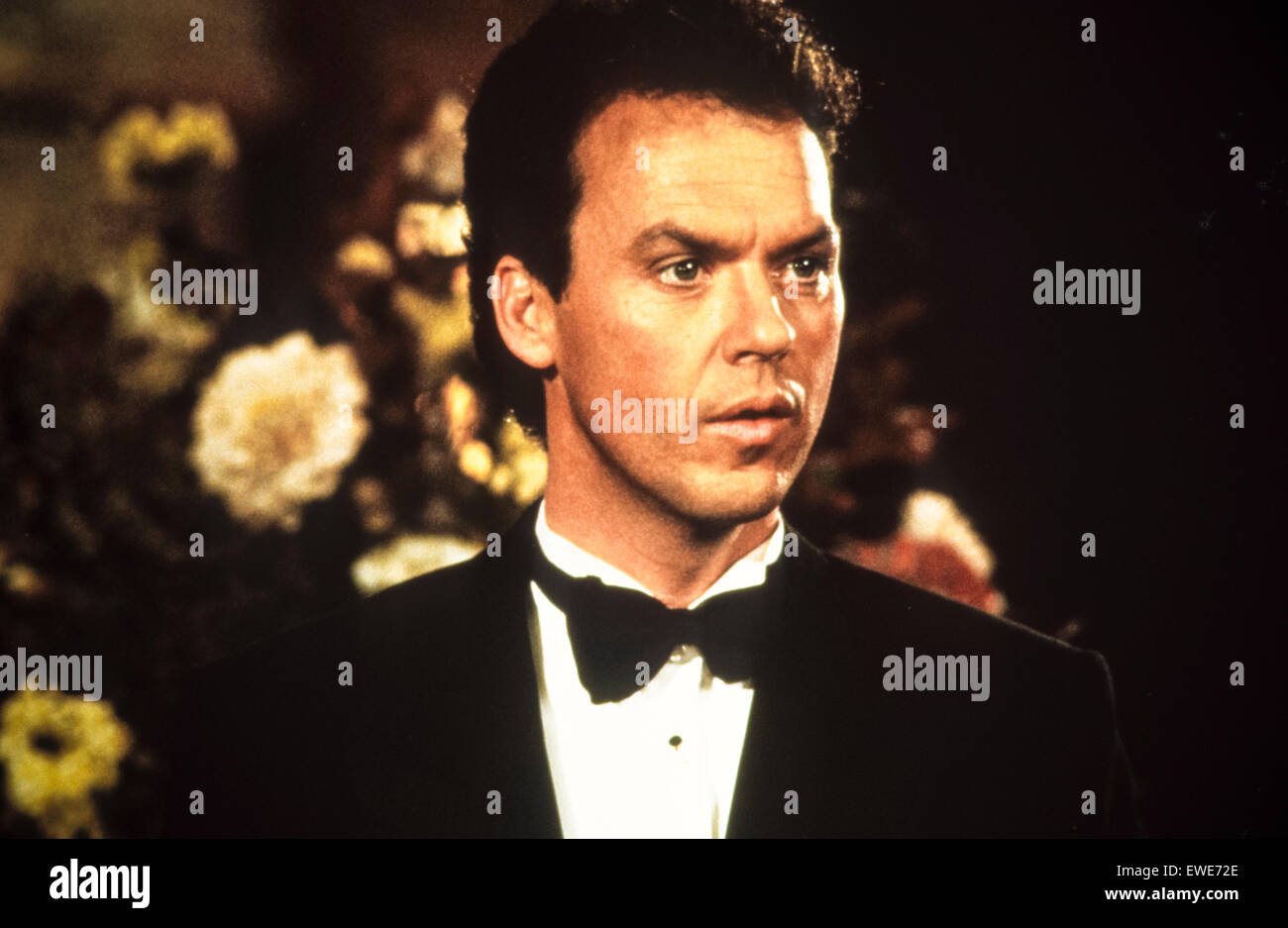 michael keaton, batman, 1989 - Stock Image