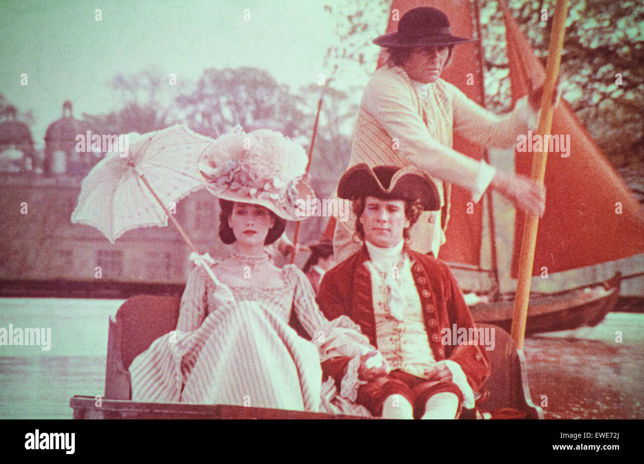 Barry Lyndon - Stock Image