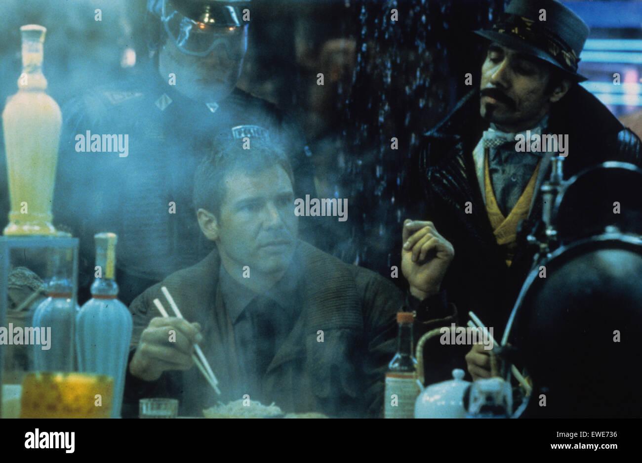 Blade Runner - Stock Image