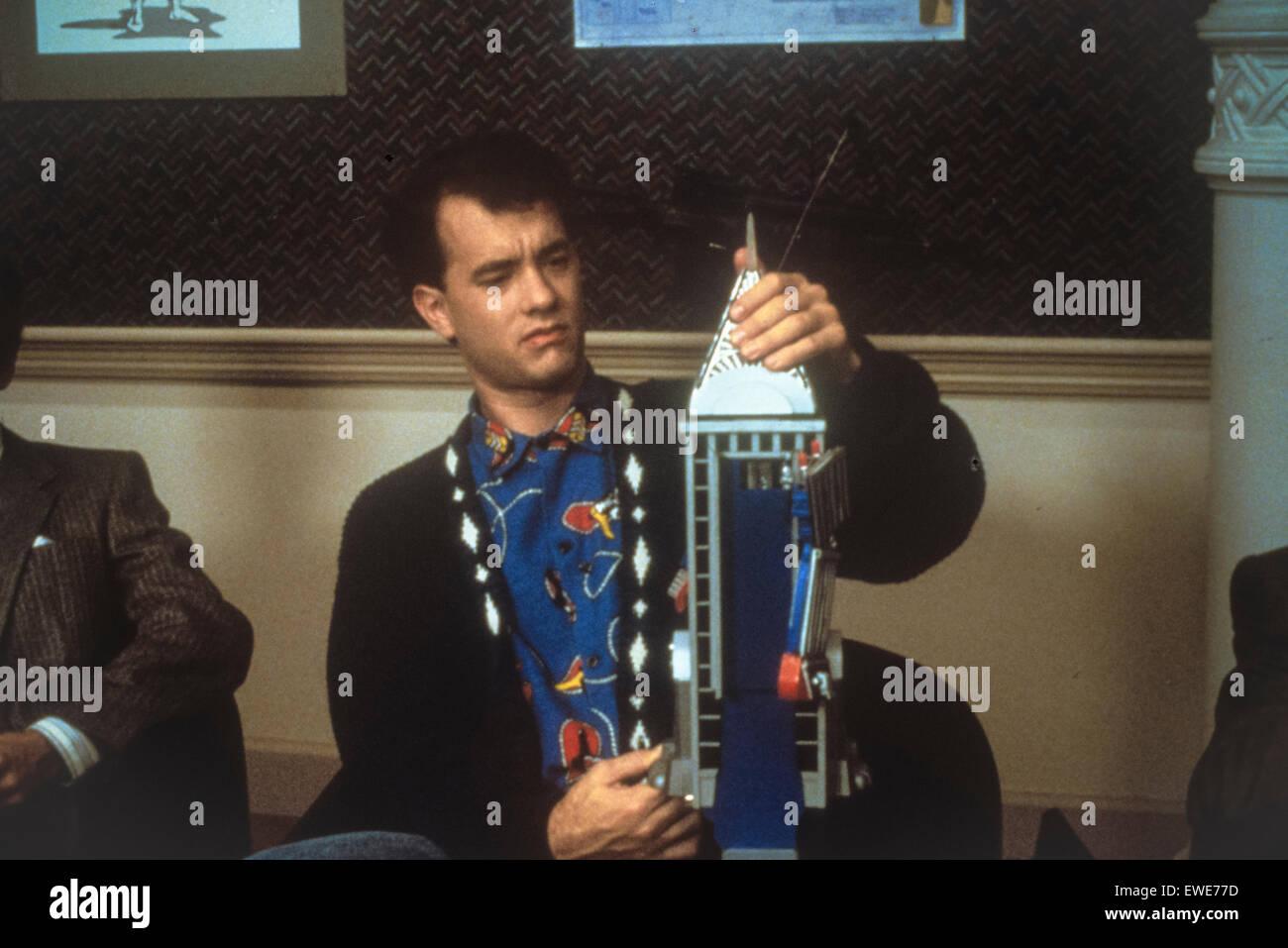 Big,Tom Hanks - Stock Image