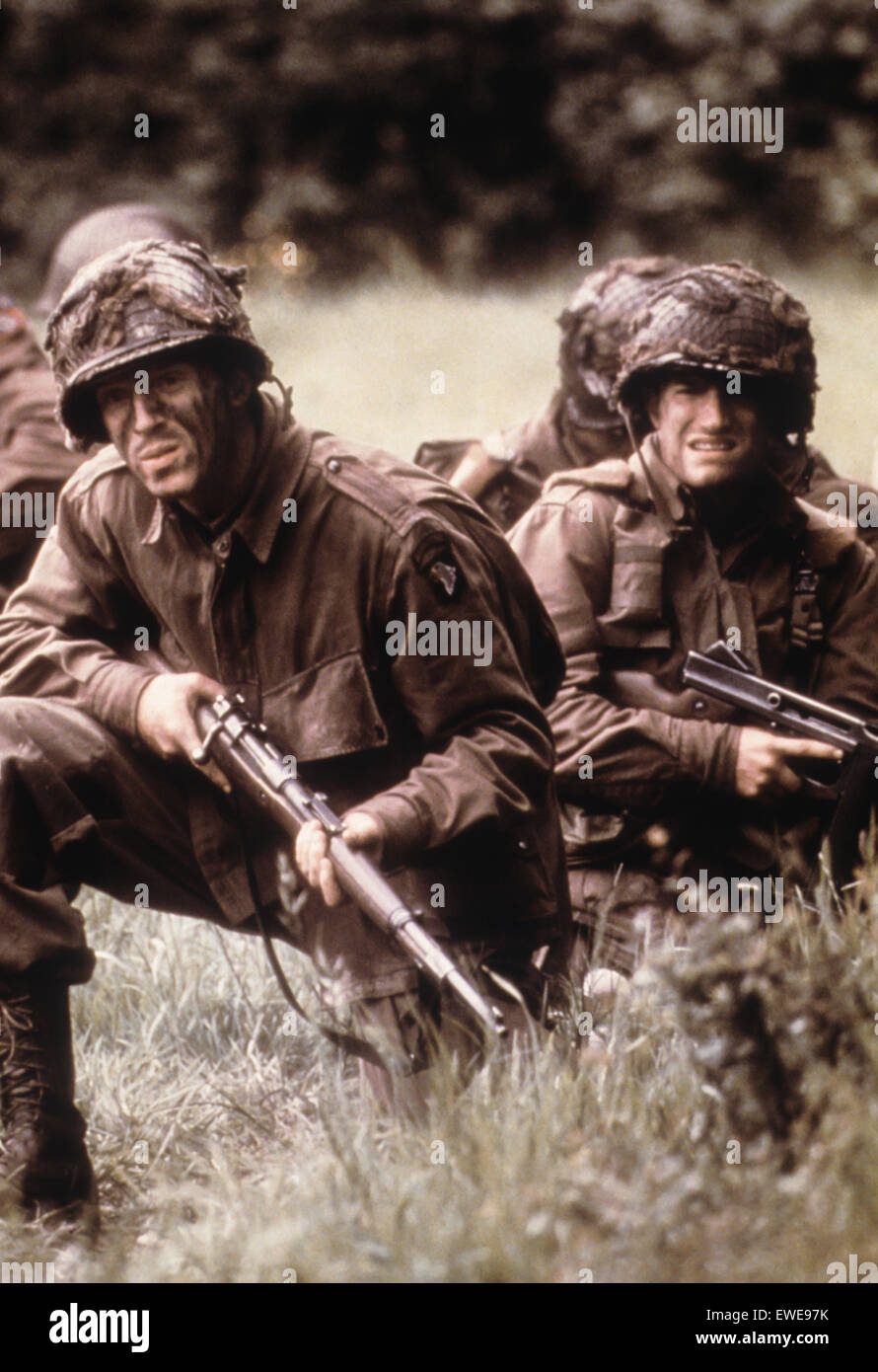 Band of Brothers - Stock Image