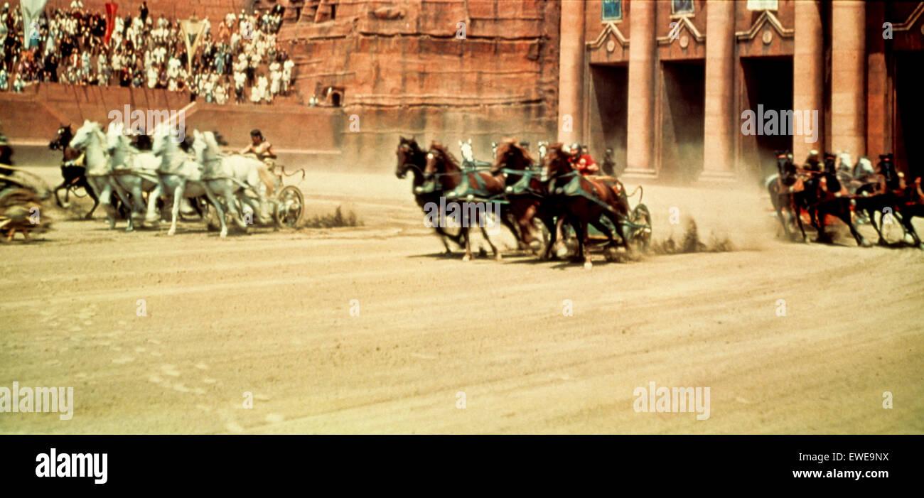 Ben Hur - Stock Image