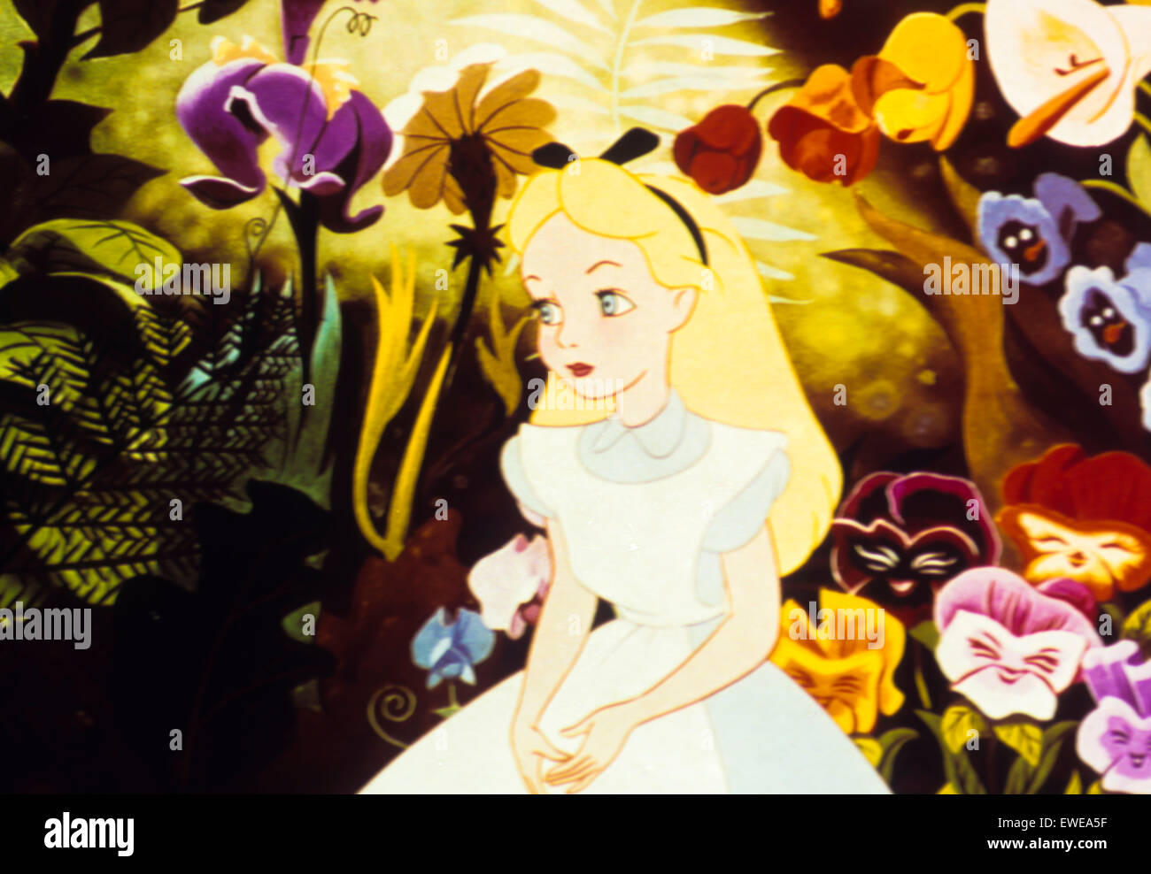Alice In Wonderland Stock Photos & Alice In Wonderland Stock Images ...