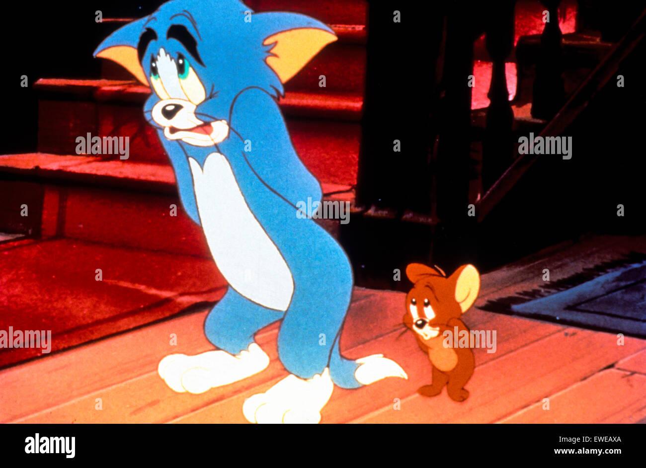Tom & Jerry - Stock Image