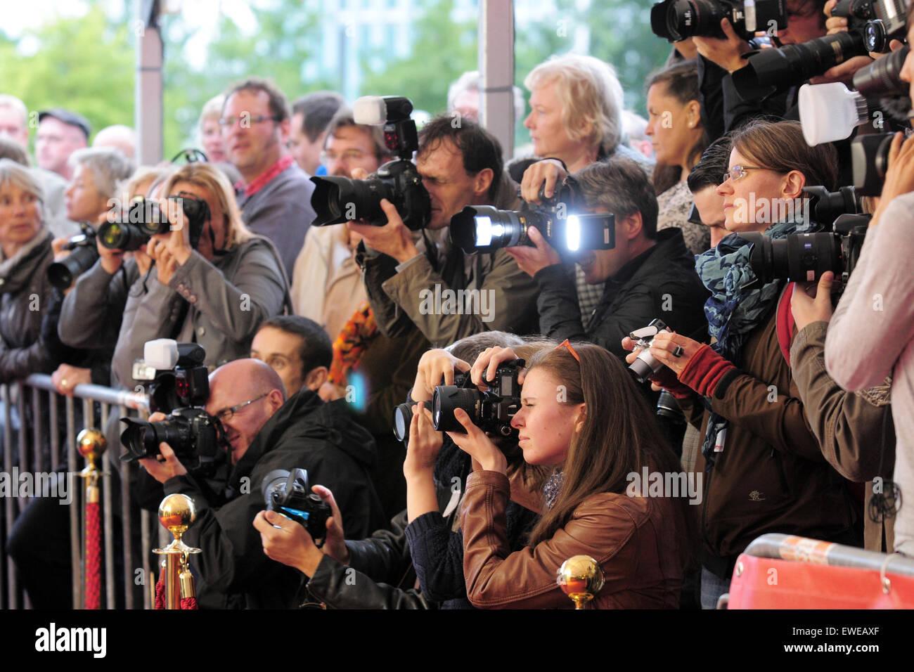 Oldenburg, Germany, 18th Internationales Filmfest Oldenburg - Stock Image