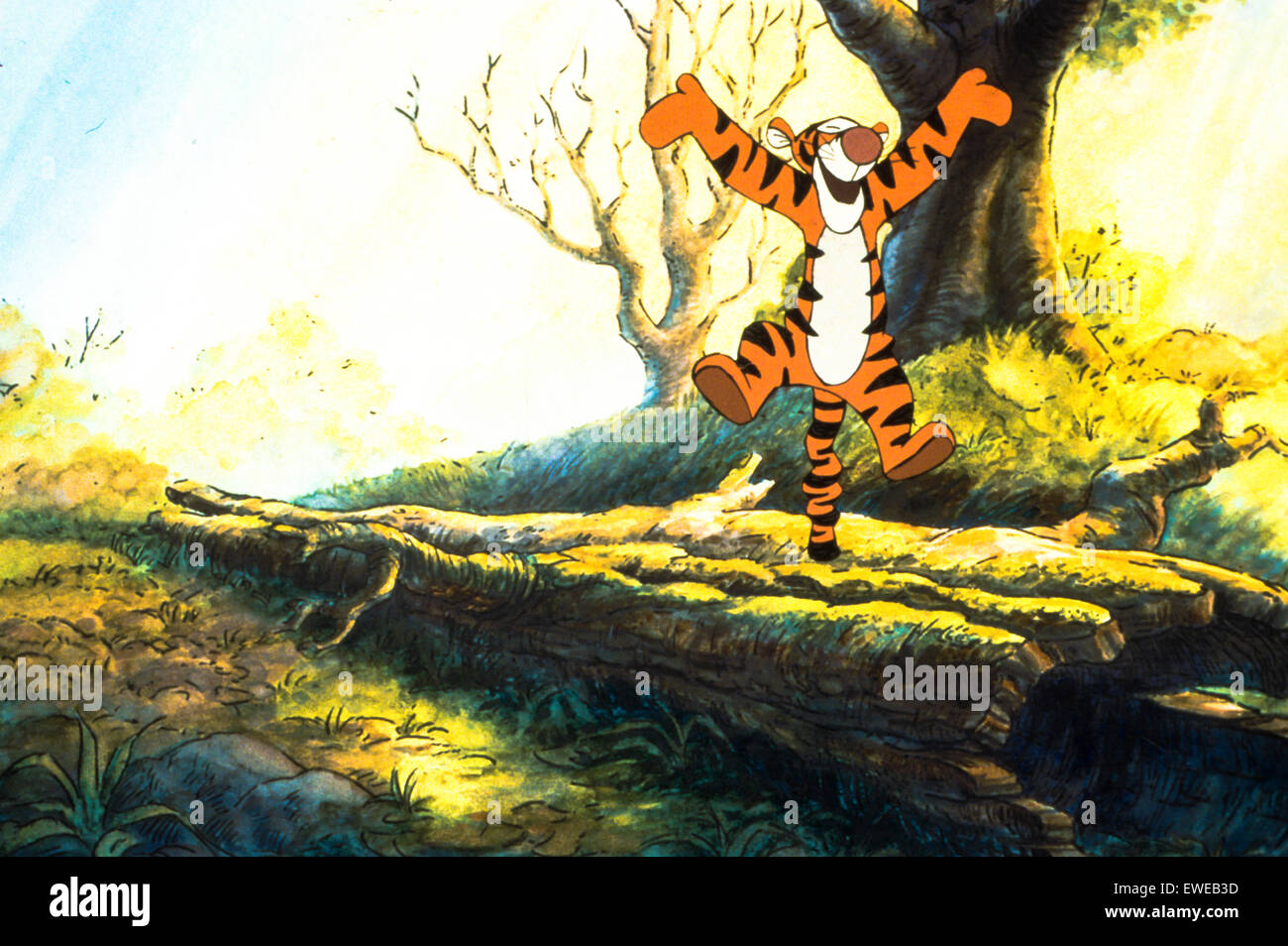 tigger movie - Stock Image