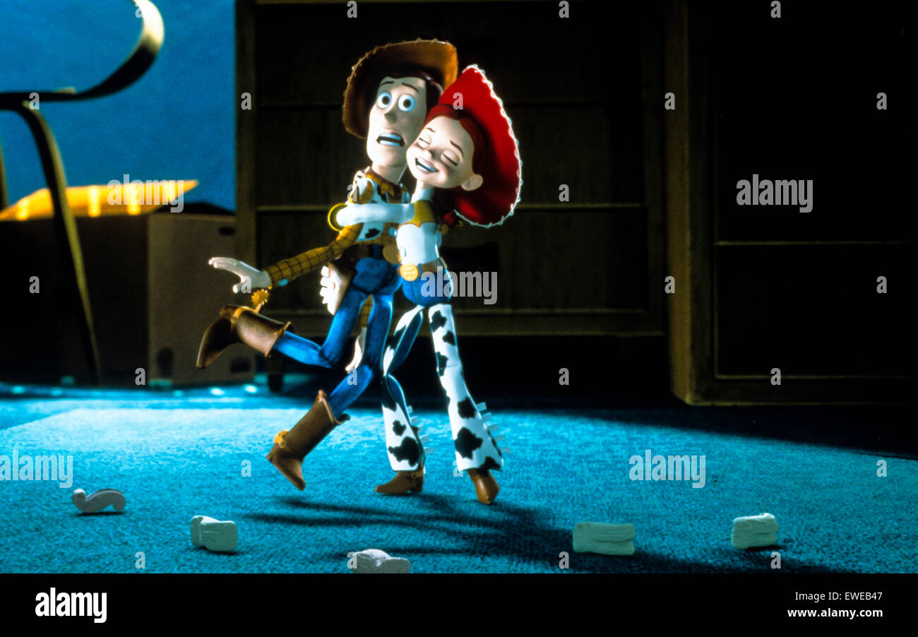 Toy Story - Stock Image