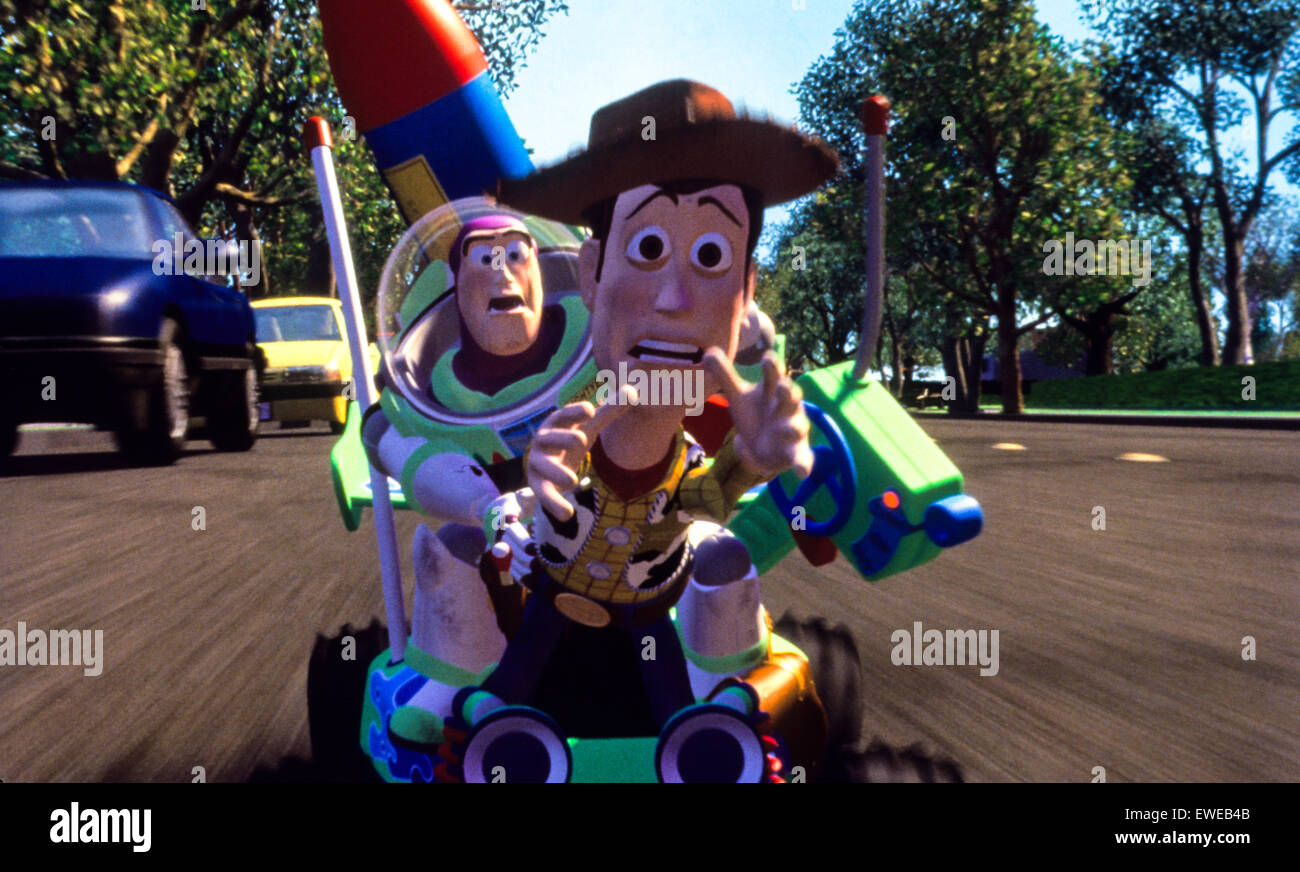 Toy Story High Resolution Stock Photography And Images Alamy