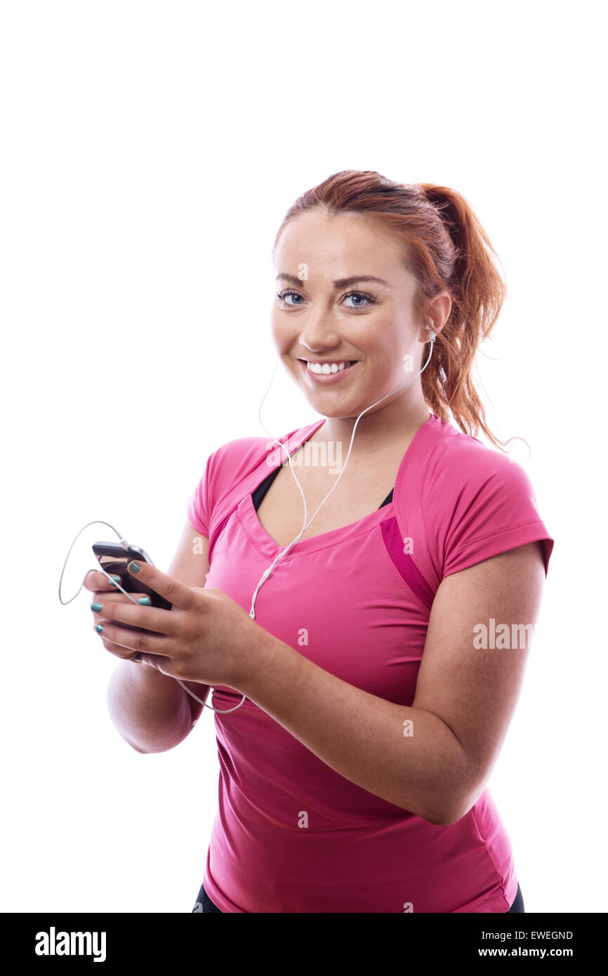 Listing To Music Stock Photos & Listing To Music Stock