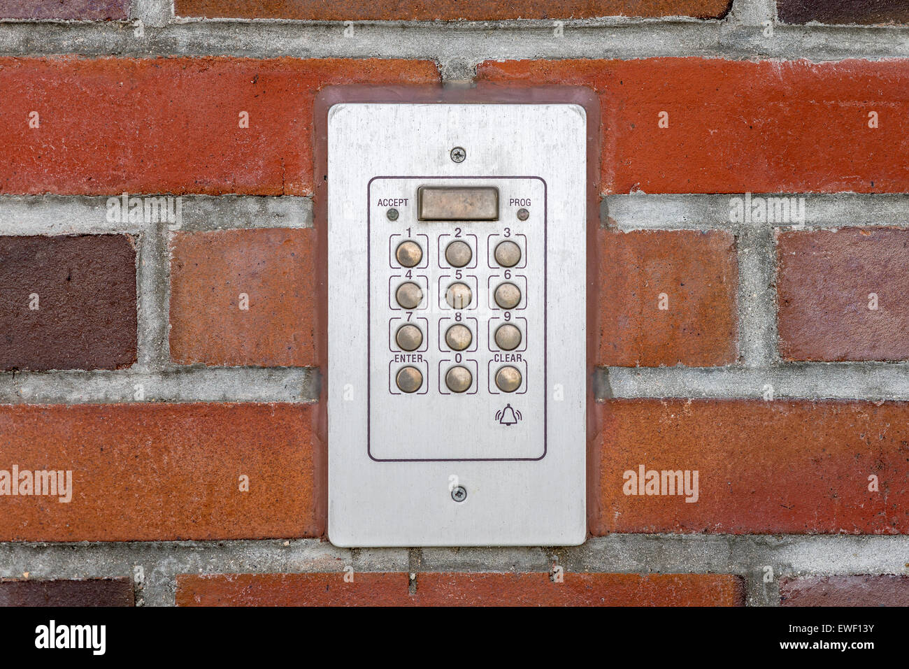 Door Entry System Stock Photos Amp Door Entry System Stock
