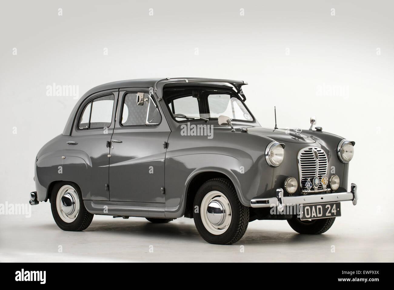 1955 Austin A30 - Stock Image