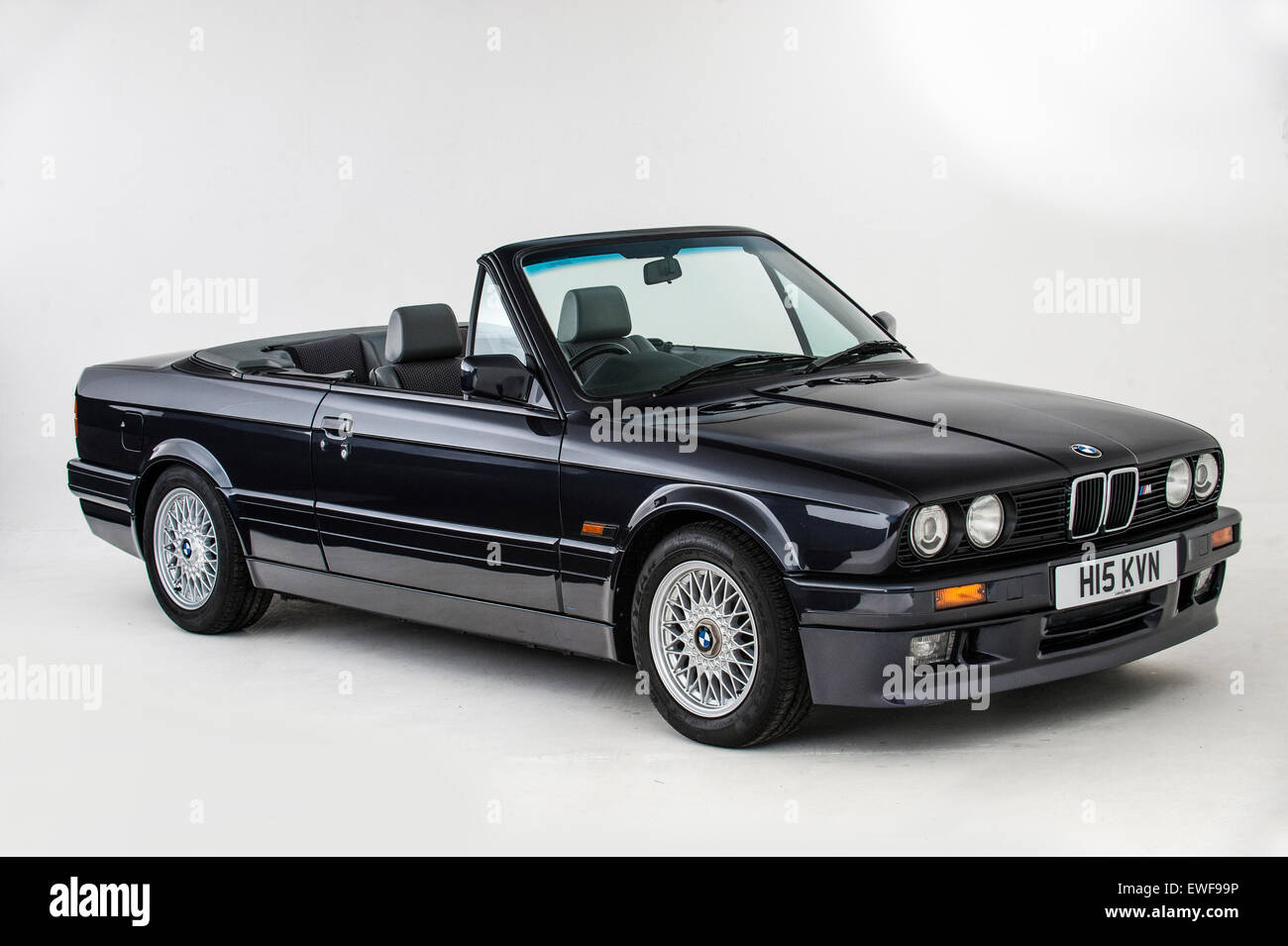 1990 BMW M325i - Stock Image