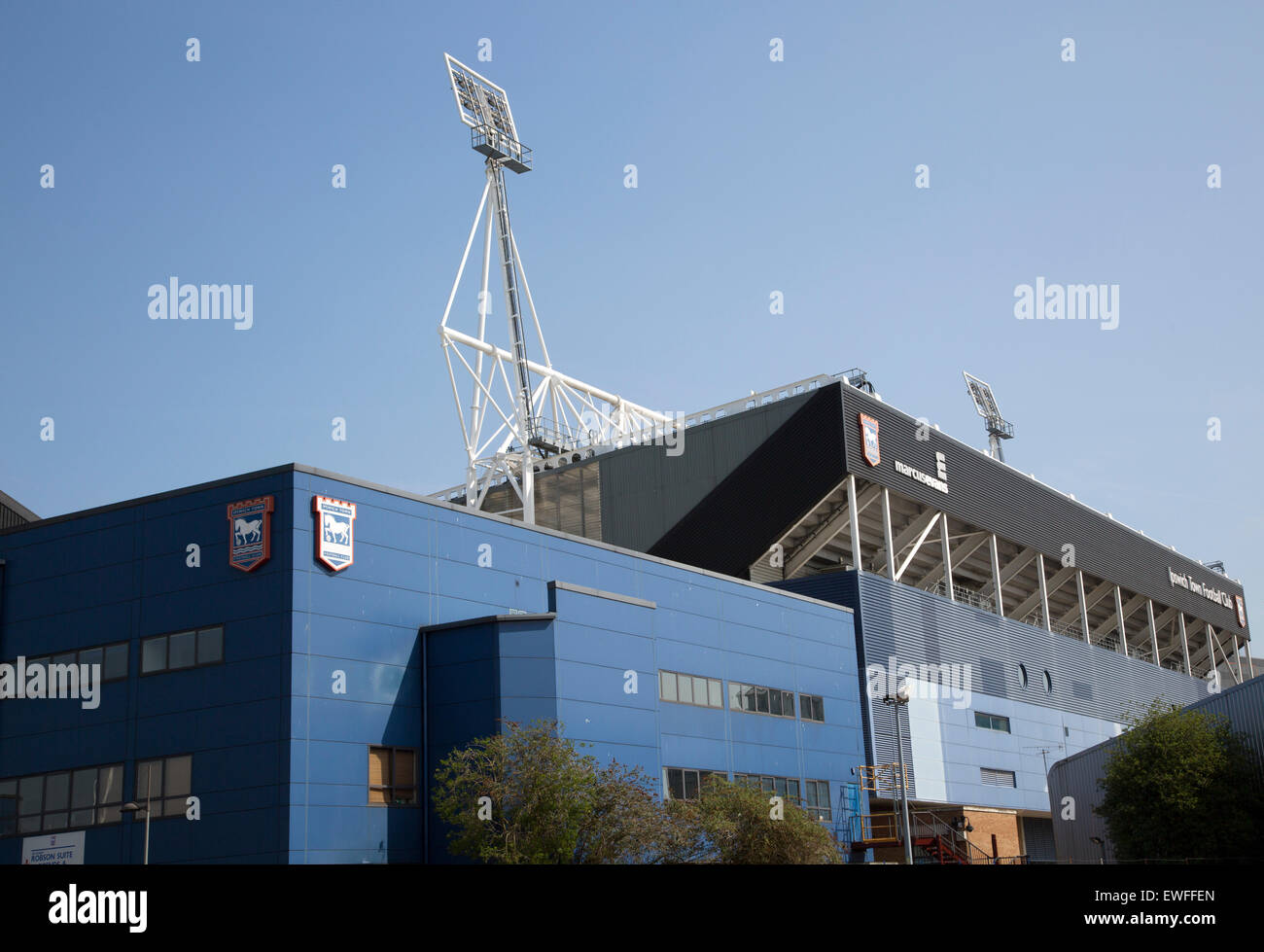 Ipswich Town Stock Photos & Ipswich Town Stock Images
