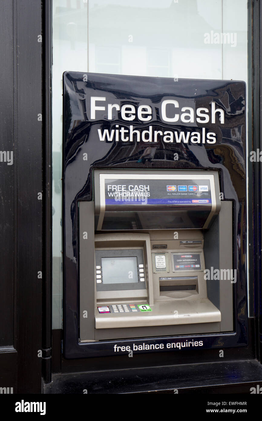 How To Buy A Atm Cash Machine