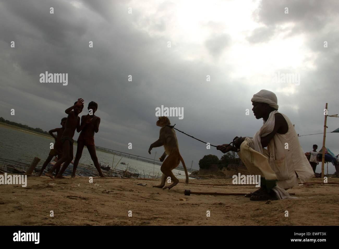hot season in india