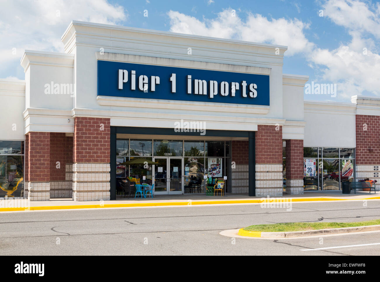 Pier 1 Imports Furniture Interiors Store In Gainesville Virginia