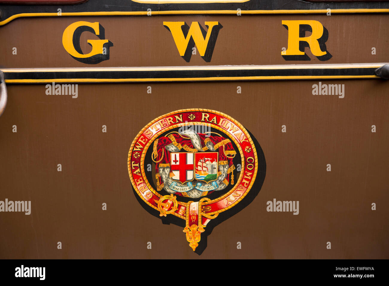 Great Western Railway Logo High Resolution Stock Photography And