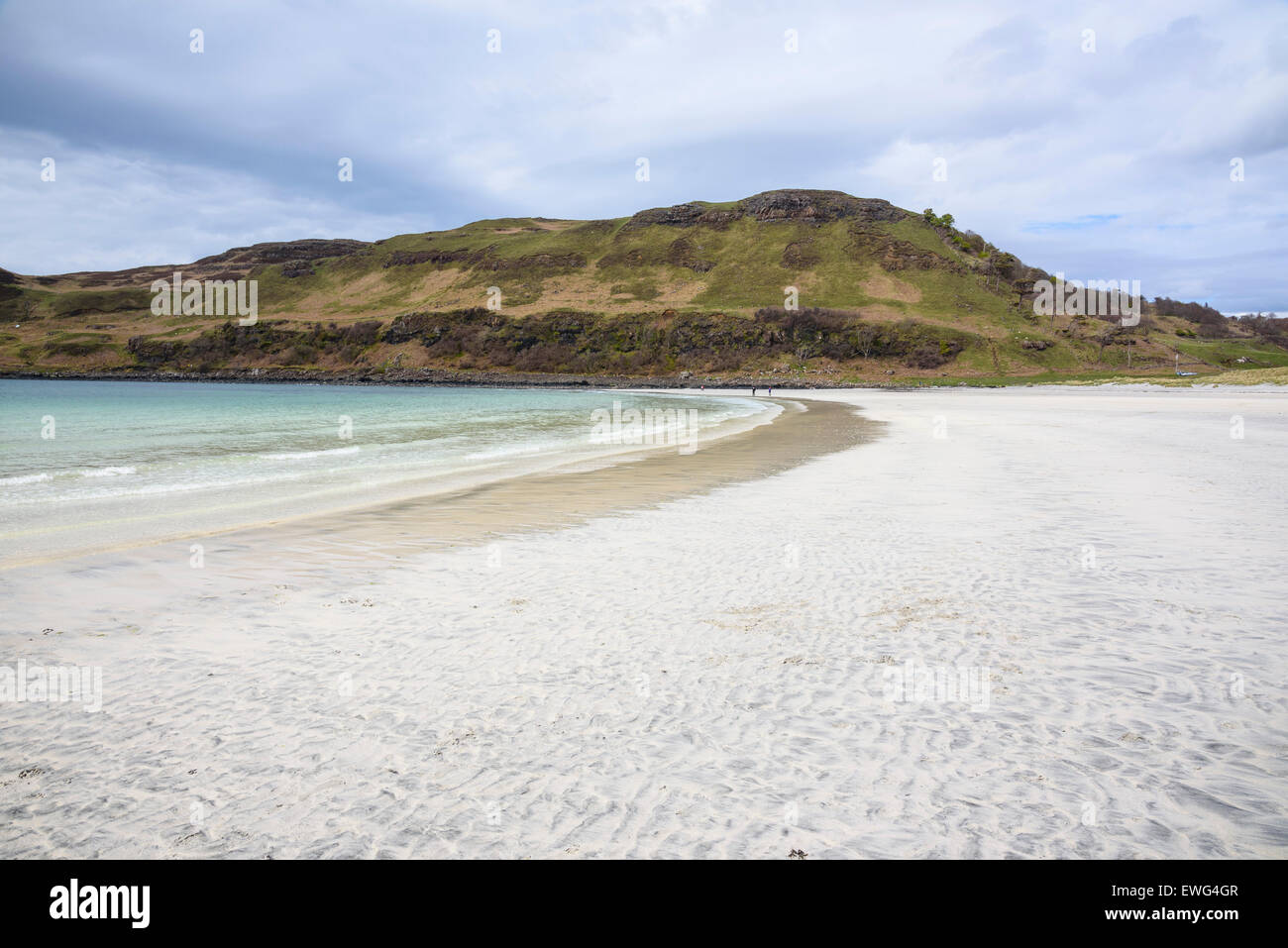 Calgary Bay, Isle of Mull, Hebrides, Argyll and Bute, Scotland - Stock Image