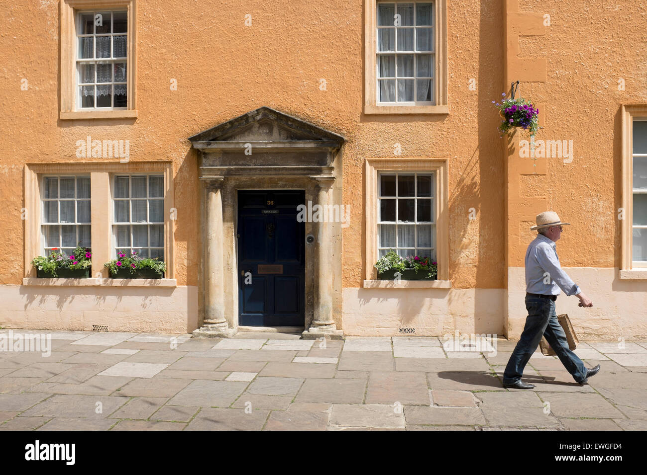 Parkside High Street Corsham Stock Photo