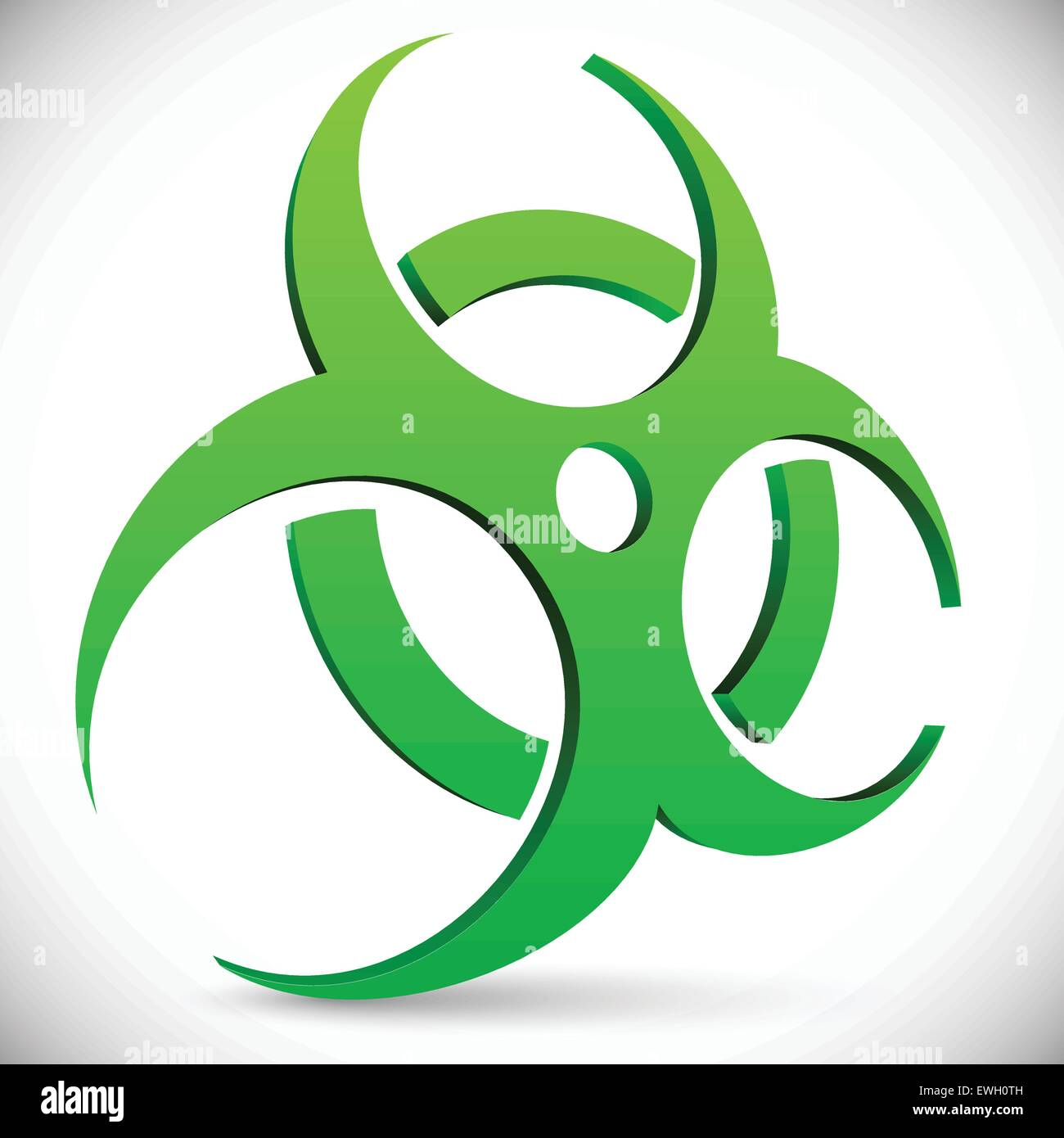 Biohazard Symbol Sign Biological Threat Stock Photos Biohazard