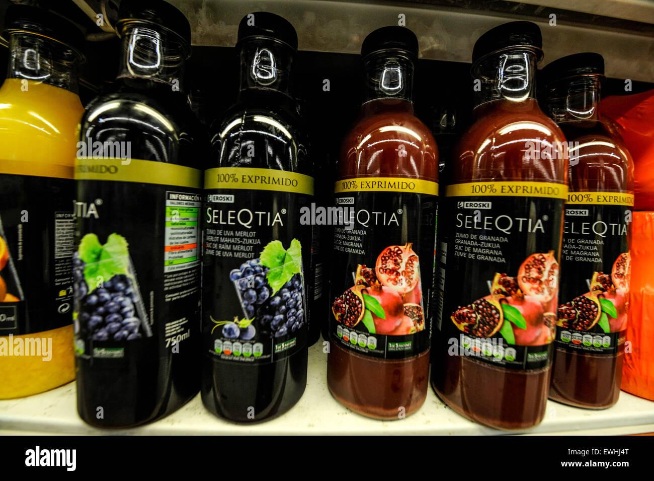 Seleqtia Juices - Stock Image