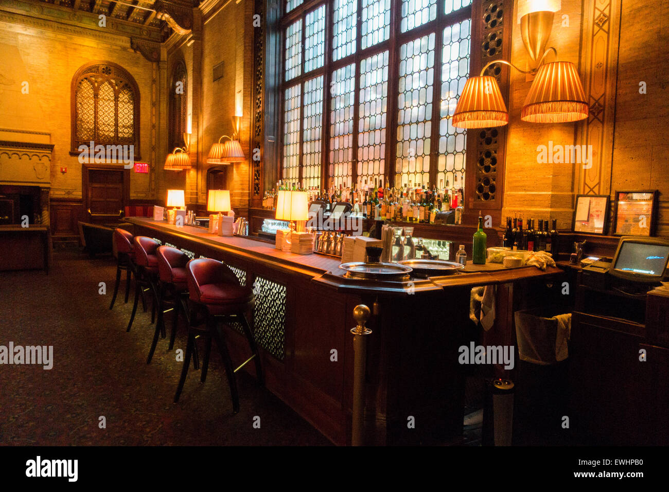 Campbell Apartment Cocktail Lounge At Grand Central Terminal Nyc
