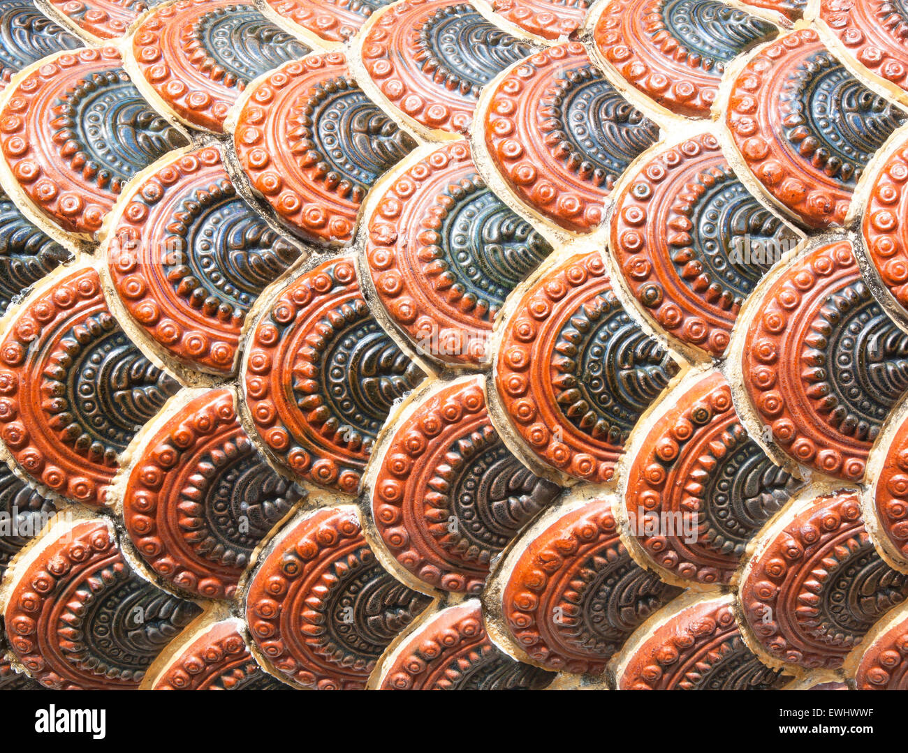 Scaly dragon background texture pattern background texture. - Stock Image