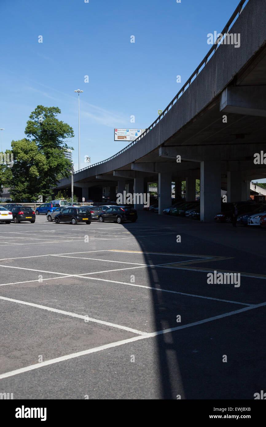 Car Parking Coventry City Football Club
