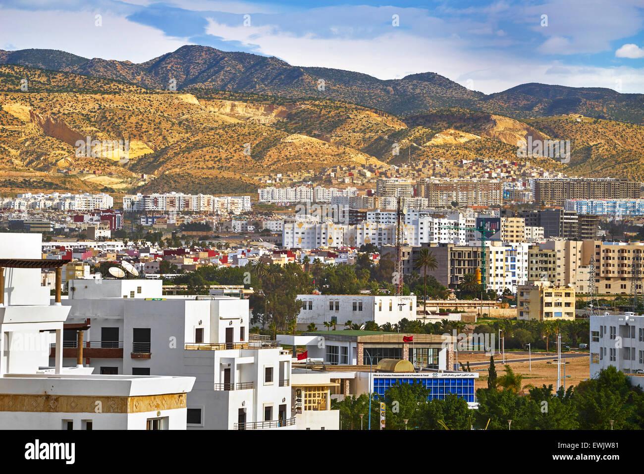 Agadir, Morocco, North Africa - Stock Image