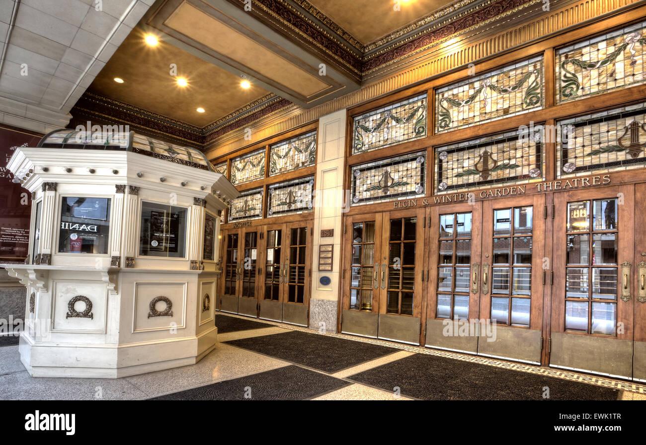 Elgin theatre toronto stock photos elgin theatre toronto - Winter garden theatre box office hours ...