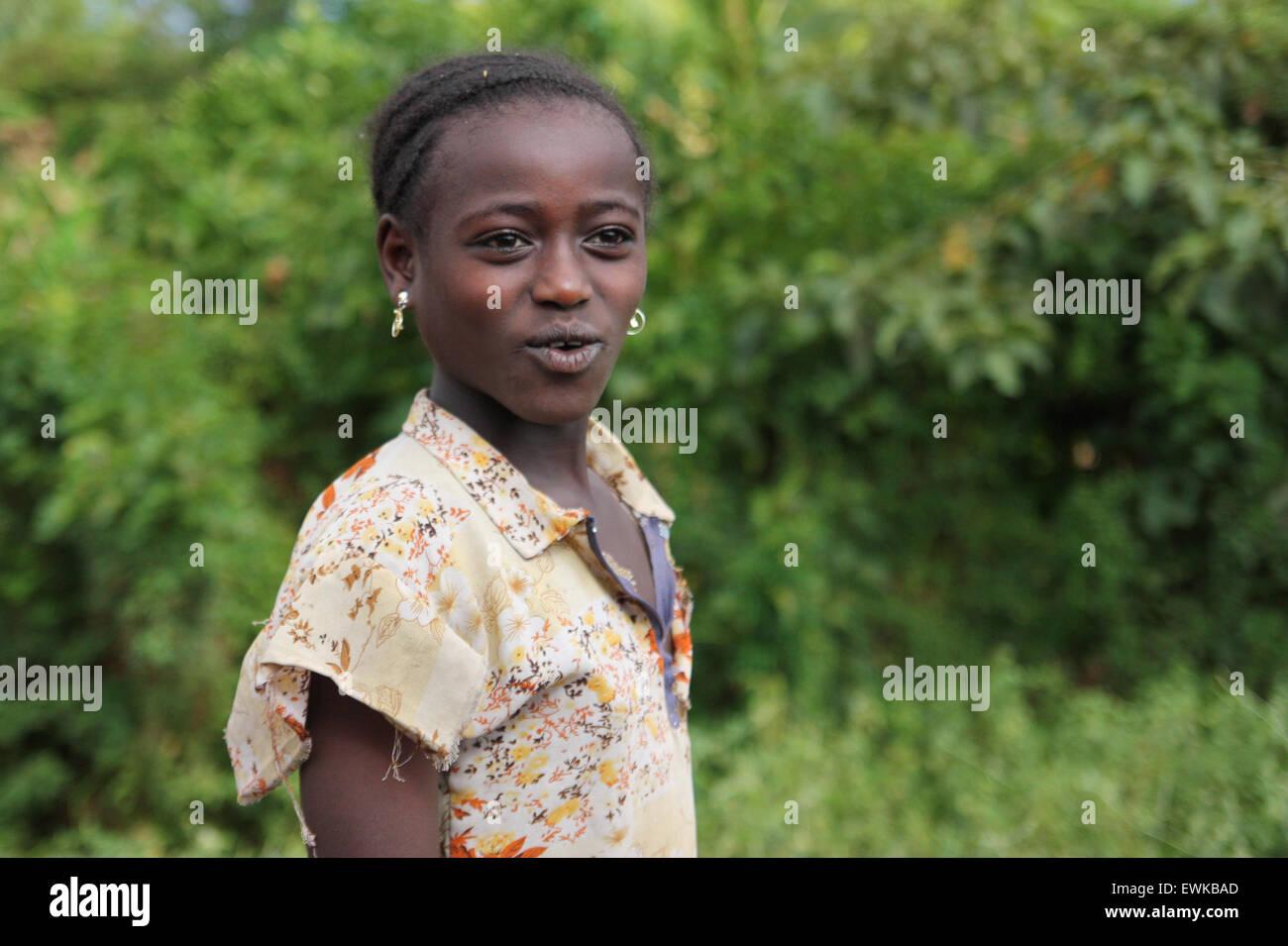 Bangladeshi ethiopian girl adult